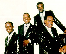 The Four Tops, Vocalists -- For reviews, click HERE!